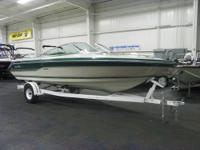 1988 SEA RAY 205 SEVILLE! A 205 hp Mercruiser 4.3L V6