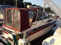 This 1988 Sea Ray 268 Sundancer is priced to sell with