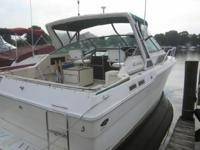 1988 Sea Ray 300 Brokerage 1988 Sea Ray 300 Weekender,