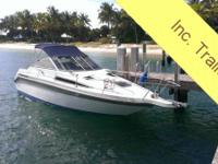 Immaculate and great condition power cruiser '88 Sea