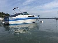 1988 Sea Ray Weekender 26.8 big block 1200 hours full
