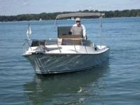 Boat Type: Power What Type: Center Console Year: 1988