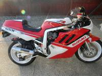 )~_~#@cleanest 88 GSXR's you will ever find. This bike