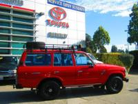 1988 Toyota Land Cruiser Wagon Our Location is: Toyota
