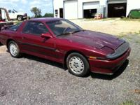 For Sale: 1988 Toyota Supra Turbo Targa 5spd $1,750 OBO