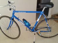 1988 Trek 1000 Aluminum Road Bicycle Excellent used