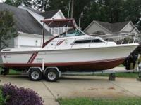 1988 Wellcraft 250 Sportsman Boat is located in