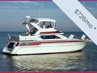 You can have this vessel for just $726 per month. Fill