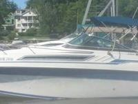 7.4L MerCruiser, Shower w/ Head, Windlass Anchor,