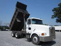 1988 White WCA 14? Tandem Axle Dump Truck, L-10 Cummins