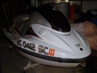 1988 Yamaha Waverunner $600. FIRM NO TRAILER included.