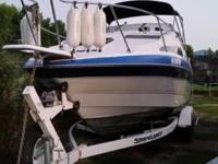 For sale 1988 23 Ft. Ciera BayLiner Sunbridge with