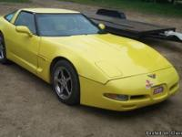Make:  Chevrolet Model:  Corvette Year:  1988 Body