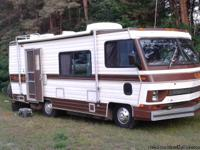 If your looking for a good running clean motor home
