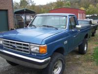 JUST ARRIVED AND PRICED FOR QUICK SALE!!! 1988 FORD