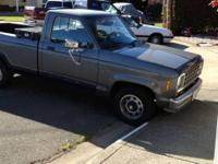 1988 Ford ranger Pickup new cat,new tuneup,new paint