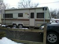 I have a 1988 Nomad 24 foot tow behind travel trailer