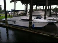 1988 regal ambassador 26' BRAND NEW MOTOR (357