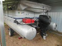 Posting for neighbor 1989 40 hp evinrude with fish
