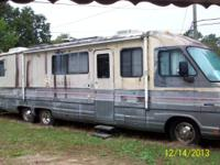 I have a 1989 39 foot Pace Arrow motorhome that I