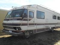 1989   FORD ALLEGRO MOTORHOME  FOR  $7000 OBO I NEED TO