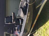 For Sale: 1989 Astro Bass Boat in great condition. Also