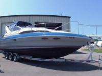 The Bayliner 32 was a popular model with a large