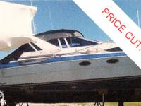 - Stock #71587 - 1989 Bayliner 3485 Avanti Twin 330hp