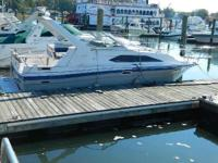 The Bayliner 2655 Sunbridge is an entry level express