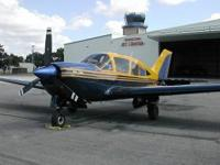 Beautiful 1989 Super Viking. This plane turns heads