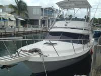 Legendary 1989 29' Blackfin sport fisher for sale, not