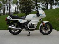 Well maintained sport touring airhead boxer. Ready to