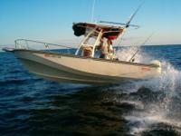 One of a kind custom 1989 22 with 2002 225 HP Evinrude