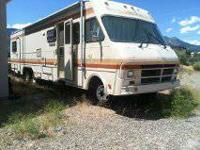 1989 Bounder Model 40Z, 40 feet, sleeps 8 or even more;