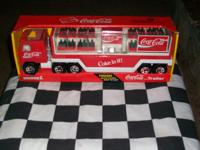 Description THIS IS A 1989 BUDDY L COCA-COLA DIECAST