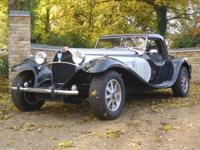 For Sale a Very Rare 1989 Bugatti Type 55 Left Hand