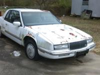 1989 Buick Riviera For Sale. Sold-As-Is. Last ran