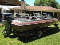1989 Cajun 195 Espirt Boat is located in