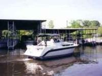 Description 1989 Carver 27ft cabin cruiser-low