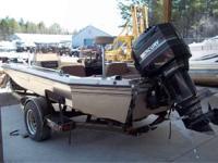 Boats Aft Cabin 6338 PSN . 1989 Champion Boats 20' Fish