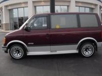 1989 Chevrolet Astro CL