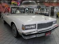 >>>1989 CHEVY CAPRICE BROUGHAM LEATHER AC HEAT POWER