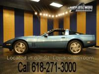 1989 Chevrolet Corvette Convertible for sale! This is a