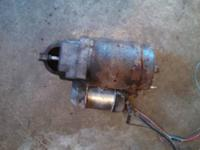 Working 1989 Chevy 350 Starter...had one on the other