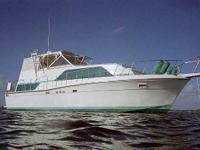 1989 Chris-Craft 381 Catalina Please contact the owner