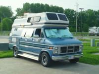 I have a great class B RV for sale. It was offered