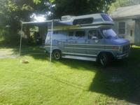 I have a good older motorhome for sale. When it was