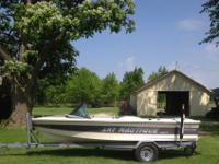 "1989 Ski Nautique546 Hours - LowLast Year of ""2001"""