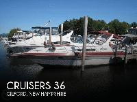 "- Stock #051986 - 1989 Cruisers 36 This 36"" Cruiser is"