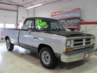 Options Included: Fixed Bench Seat, Vinyl Seats,